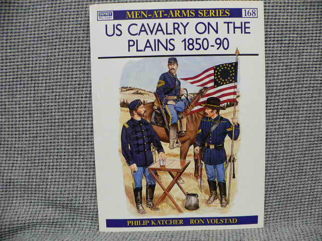 #M143 US Cavalry on the Plains 1850-90