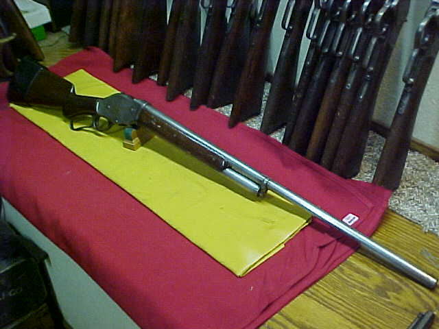 "#4663 Winchester 1887 Lever Action shotgun, 30"" x 12gauge"