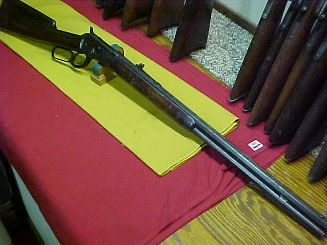 #4818 Winchester 1892  OBFMCB rifle, 38WCF, 25XXX which is approx 1894 production