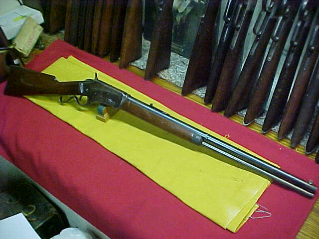 #4825 Whitneyville 1879 rifle, RBFMCB 44WCF