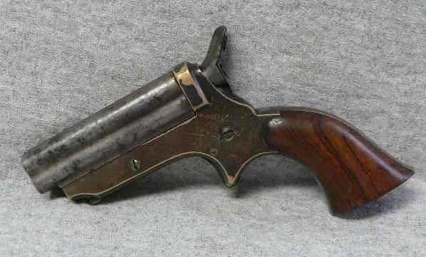 #SE246 Sharps Derringer Model 1C 22 Caliber